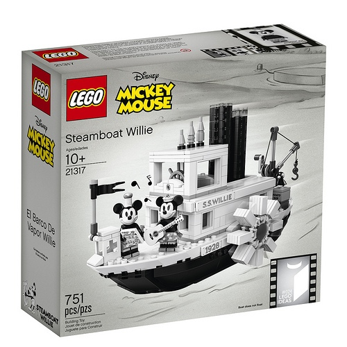 LEGO Ideas Steamboat Willie (21317)-1.jpg
